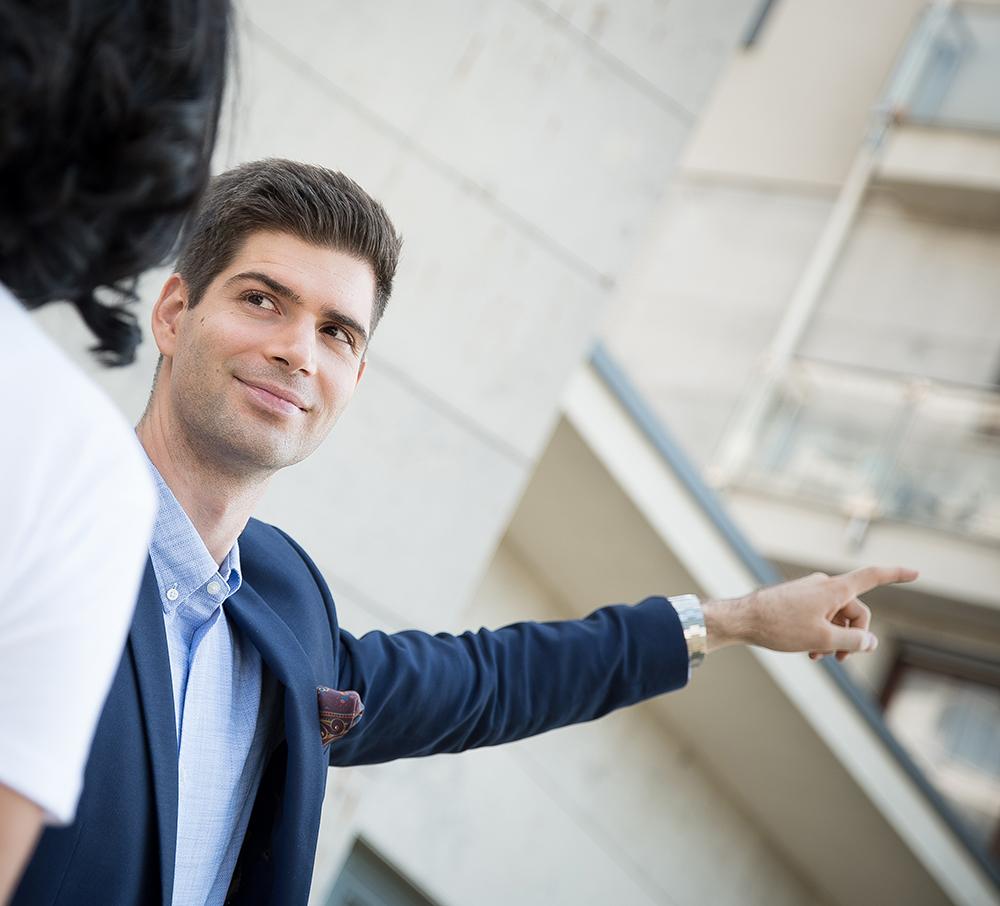 Török Dávid ingatlanszakértő és ingatlantanácsadó